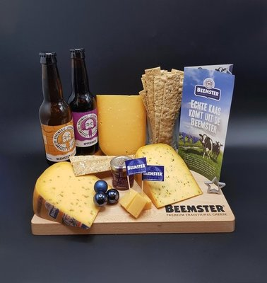 Beemsterlijk Borrelen - kaaspakket