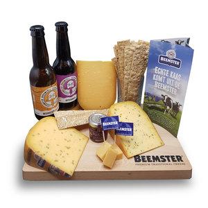 Beemsterlijk Borrelen - kaaspakket, Royaal Grand Cru en kruiden